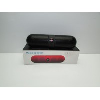 Altavoz Portatil Music Speaker Negro