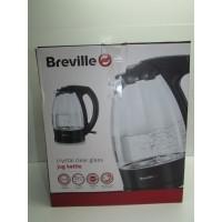 Jarra calentadora de agua Breville transparente 1,7l -1-