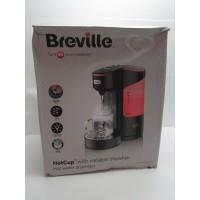Calentador de agua para infusiones Breville roja -4-