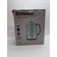 Jarra calentadora de agua Breville Aluminio-verde1,7l