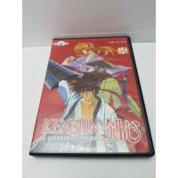 Pelicula DVD Kenshin el Guerrero Samurai 2