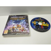 Juego PS3 Minecraft Story Mode