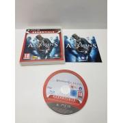 Juego PS3 Assassins Creed