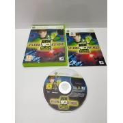 Juego Xbox 360 Ben 10 Vilgax Attacks