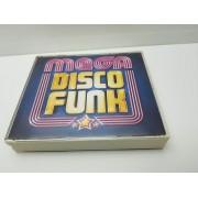 Recopilatorio Musica Mega Disco Funk