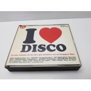 Recopilatorio Musica I Love Disco