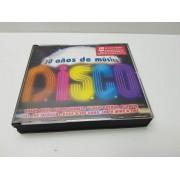 Recopilatorio Musica 30 años de Musica Disco
