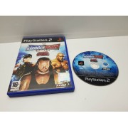 Juego Play Station 2 Smackdown Vs Raw 2008