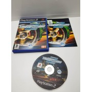 Juego Play Station 2 Need for Speed Underground 2