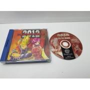 Juego Sega Dreamcast PAL UK Psychic Force 2012