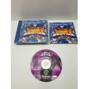 Juego Sega Dreamcast PAL Project Justice Rival Schools 2