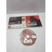 Juego Sega Dreamcast NTSC-J Japan Godzilla Generations
