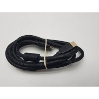 Cable HDMI Standard Bordes Dorados