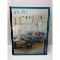 Libro Deco-Hogar Salon y Estudio