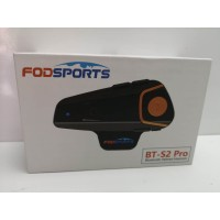 Kit ManosLibres Moto Fod Sports BT-S2 Pro Nuevo