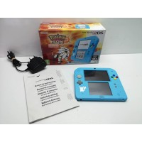Consola Nintendo 2DS Pokemon SUN En caja