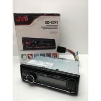 Radio USB JVC Aux KD-X241