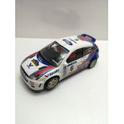 Scalextric Altaya Ford Focus WRC Martini
