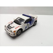 Scalextric Altaya Ford RS 200 Shell Efecto Barro