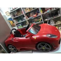 Coche Electrico Ferrari Feber Rojo