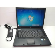 Portatil HP Compaq nx7300 Intel Celeron 1,73ghz 1,5Gb Ram 80Gb Win7