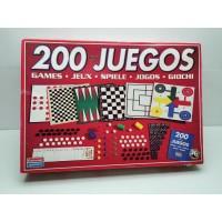 Juego Mesa 200 Juegos Falomir