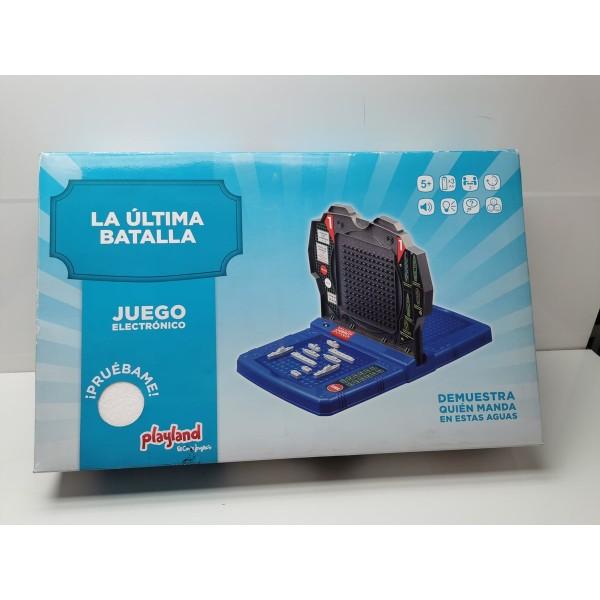 Juego Mesa La Ultima Batalla Electronico