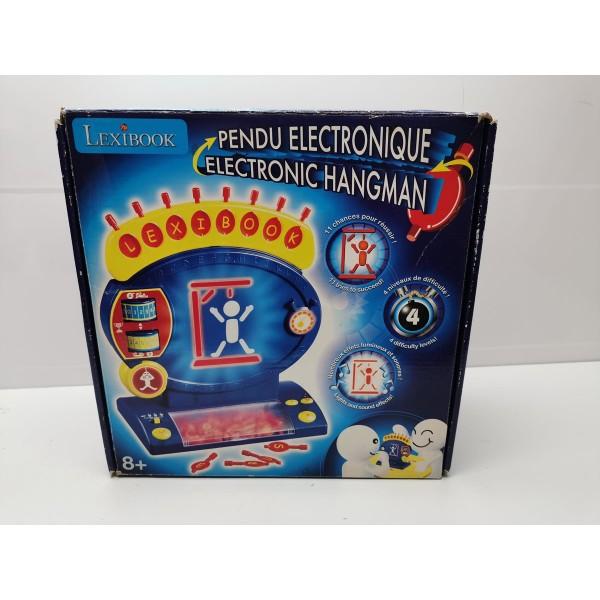Juego Mesa Lexibook Juego Ahorcado Electronico