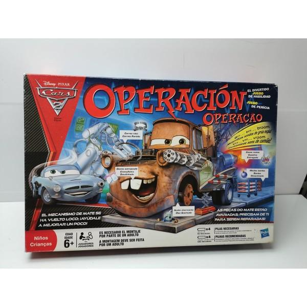 Juego Mesa Operación Cars 2