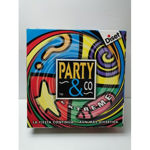 Juego Mesa Party & Co Extreme