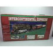 Tren Electrico Intercontinental Express