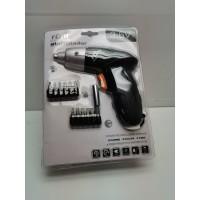 Atornillador Bateria RDM tools 3,6V Nuevo