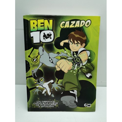 Colección Comics Ben 10 Nºs 2-10