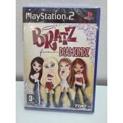 Juego PS2 BRATZ Forever Diamondz PAL ESP Nuevo