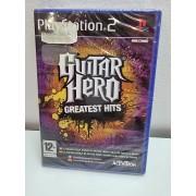 Juego PS2 Guitar Hero Greatest Hits PAL ESP Nuevo