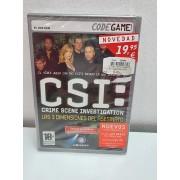 Juego PC CSI Las 3 Dimensiones del Asesinato PAL ESP Nuevo