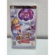 Juego PSP Buzz! Cerebros en accion PAL ESP Nuevo