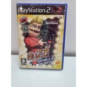 Juego PS2 Buzz! Escuela de talentos PAL ESP Nuevo