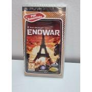 Juego PSP Tom Clancy´s Endwar PAL ESP Nuevo
