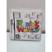 Juego Nintendo DS Rubik´s Puzzle World PAL ESP Nuevo -2-