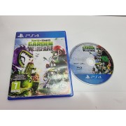 Juego PS4 Plants Vs Zombies Garden Warfare