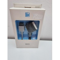 Cable Nintendo Wii RGB Scart Original Nuevo