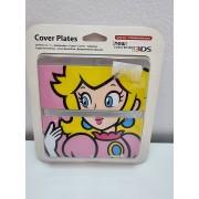 New Nintendo 3DS Cover Peach Princess Nuevo