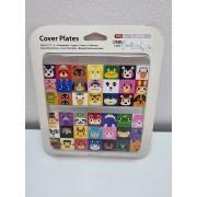 New Nintendo 3DS Cover Plates Kisekae Animal Crossing Nuevo