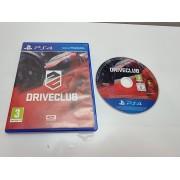Juego PS4 DriveClub