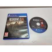 Juego PS4 Resident Evil Biohazard