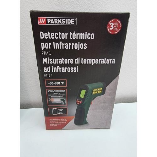 Detector Termico por infrarrojos Termometro Parkside Nuevo -8-