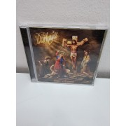 Cd Musica The Darkness Easter is Cancelled