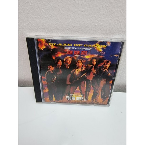 Cd Musica Jon Bon Jovi Blaze of Glory
