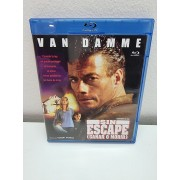 Pelicula BluRay Sin Escape Van Damme